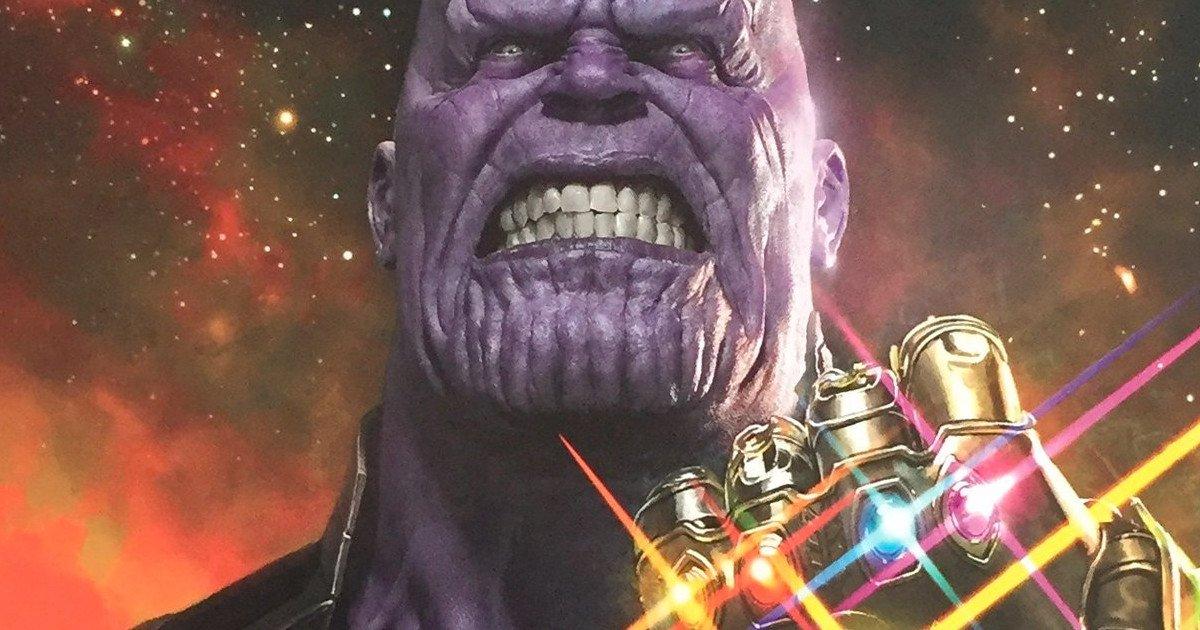 Thanos Wreaks Havoc In Avengers Infinity War Teaser Trailer