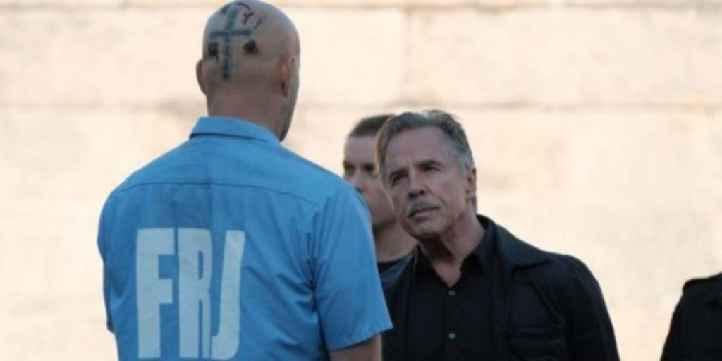 Brawl in Cell Block 99 First Look