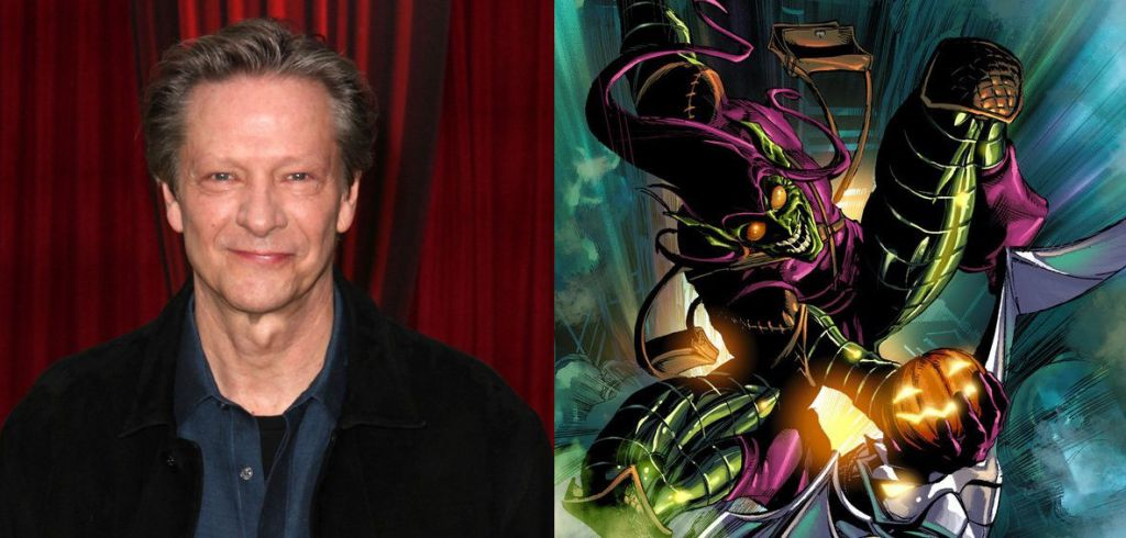 Chris Cooper as the Green Goblin