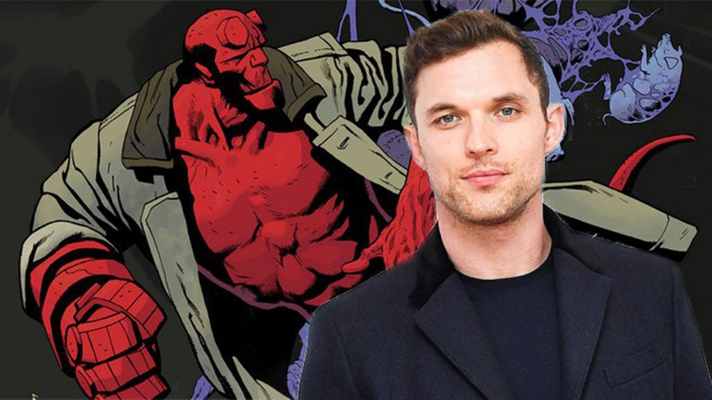 Hellboy Ed Skrein Leaves