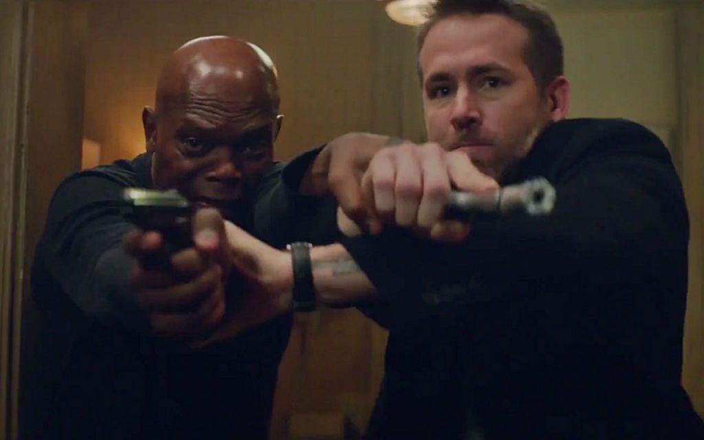 Hitman's Bodyguard Trailer
