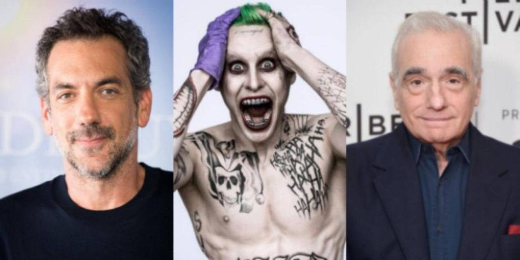 Martin Scorsese for Joker Origin Film