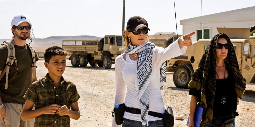Kathryn Bigelow in The Hurt Locker