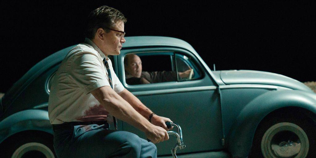 Matt Damon in Suburbicon