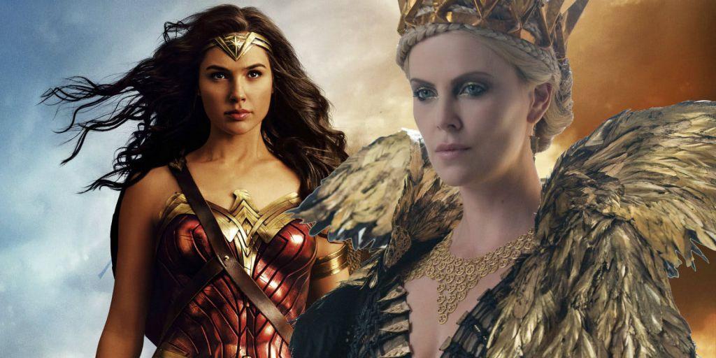 Wonder Woman Charlize Theron