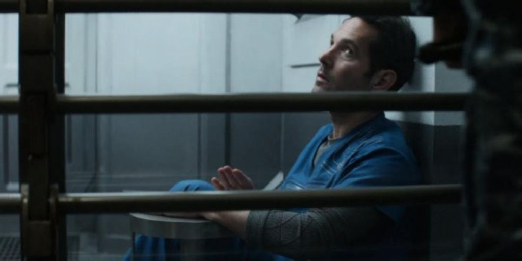 Ant-Man in Prison