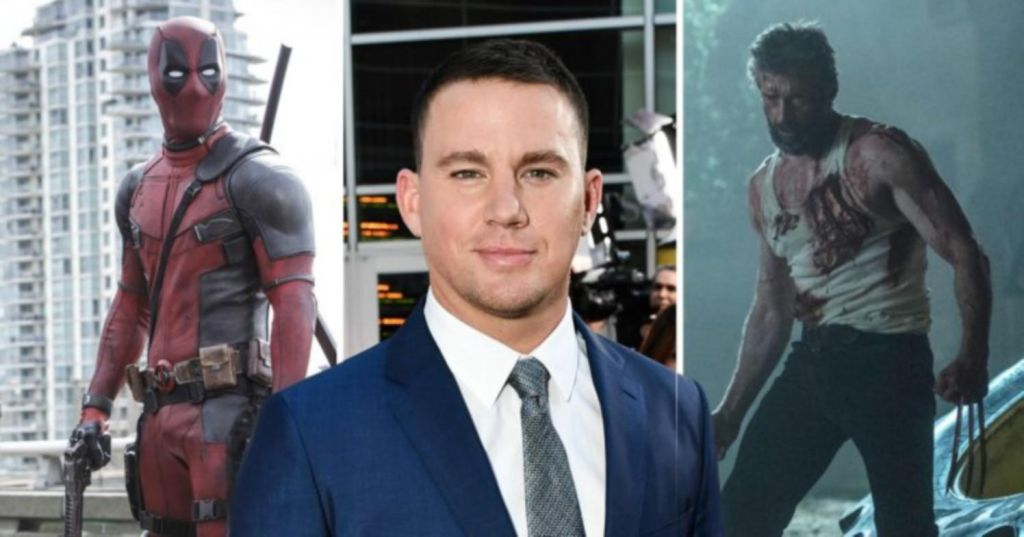 Channing Tatum Deadpool