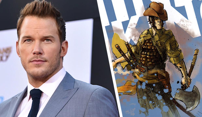 Chris Pratt's Cowboy Ninja Viking Scores 2019 Release Date