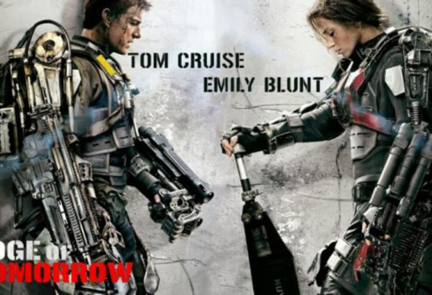 The Fierce Hollywood Battle Behind Edge of Tomorrow Title Revealed