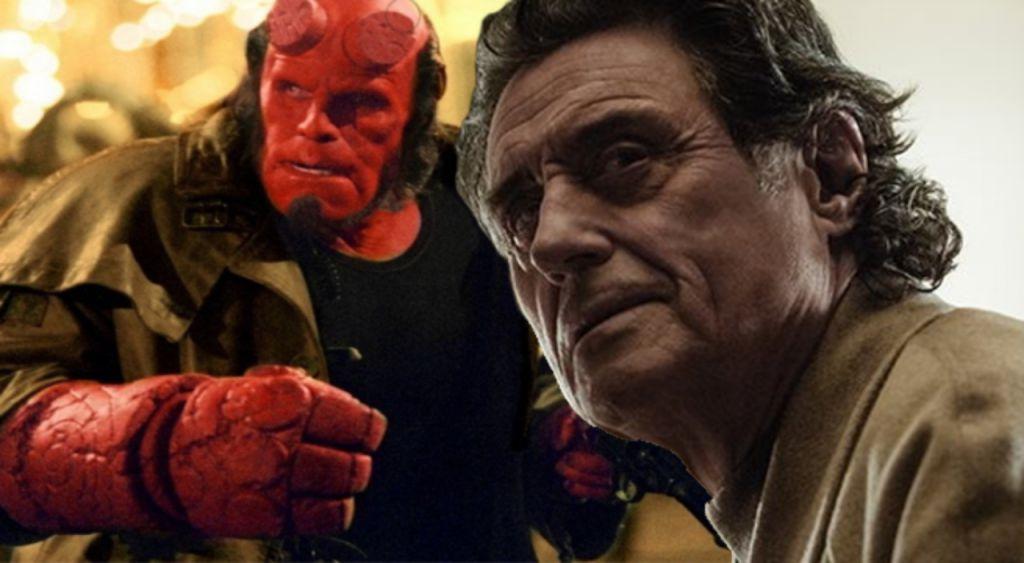 Hellboy Ian McShane