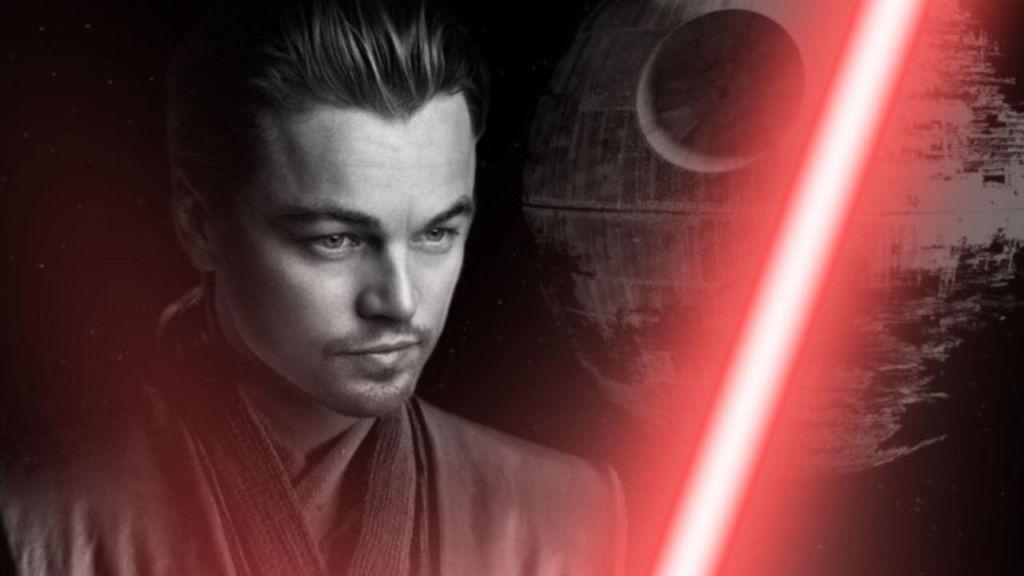 Leonardo DiCaprio Skywalker