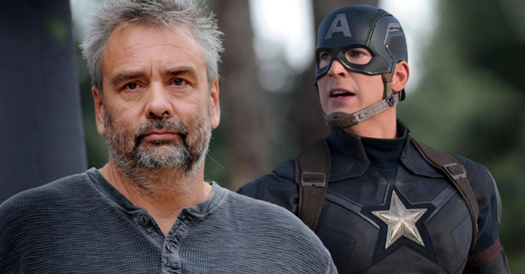 Luc Besson Talks Captain America
