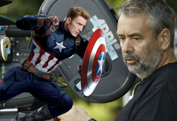 "Luc Besson Labels Captain America ""Propaganda"" For US Nationalism"