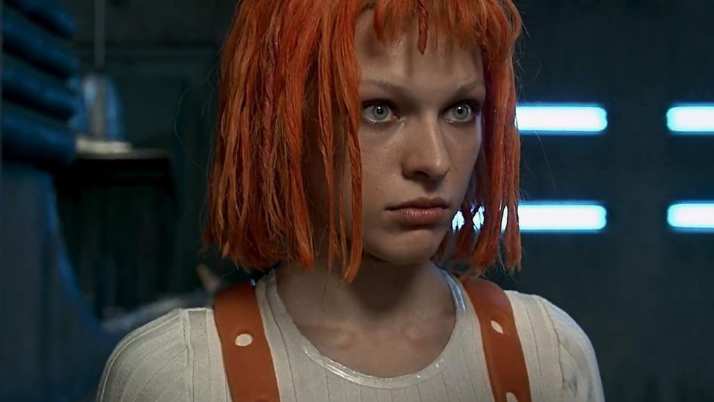 from Malakai milla jovovich nude fifth element