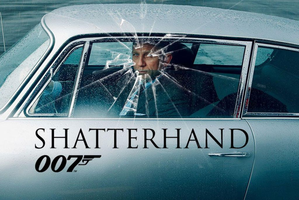 Shatterhand James Bond 25