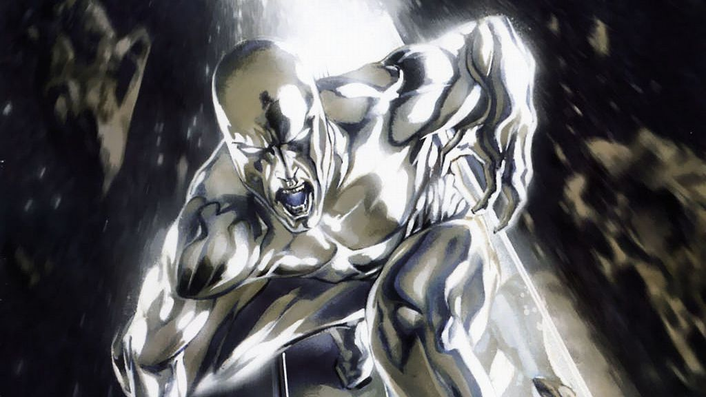 Silver Surfer Comic