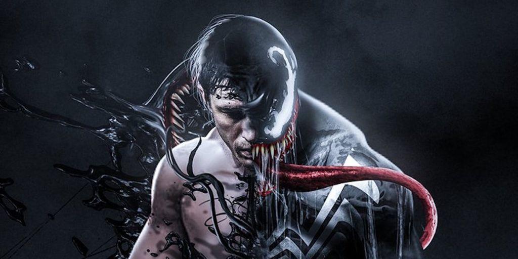 Antidote Tom Hardy Venom