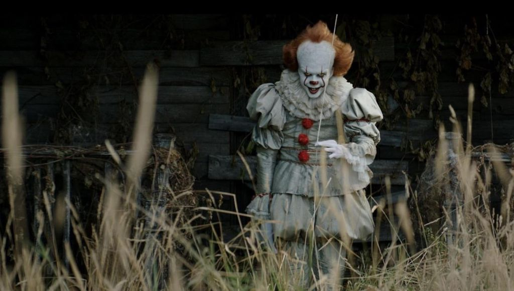 It Pennywise Scene