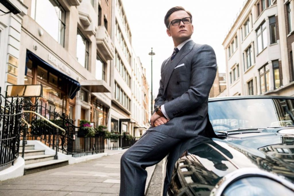 Kingsman Trilogy Planned