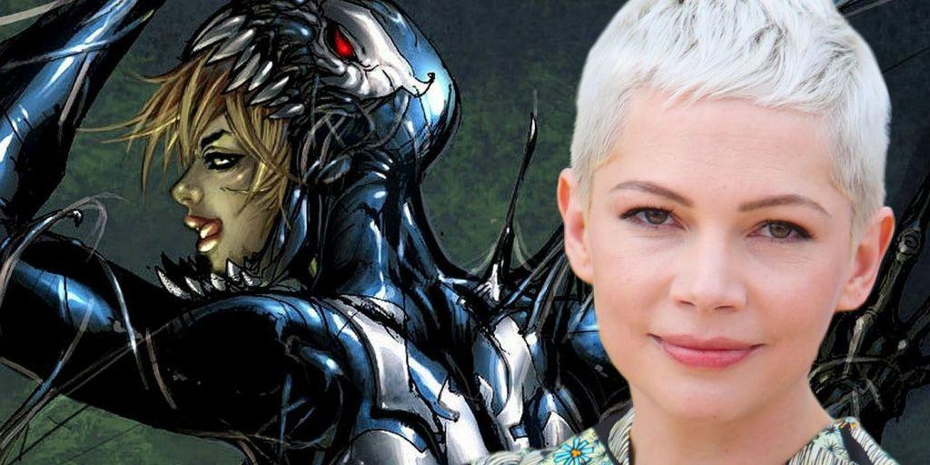 Michelle Williams Venom Casting
