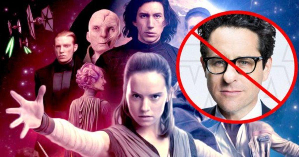 Star Wars IX JJ Abrams