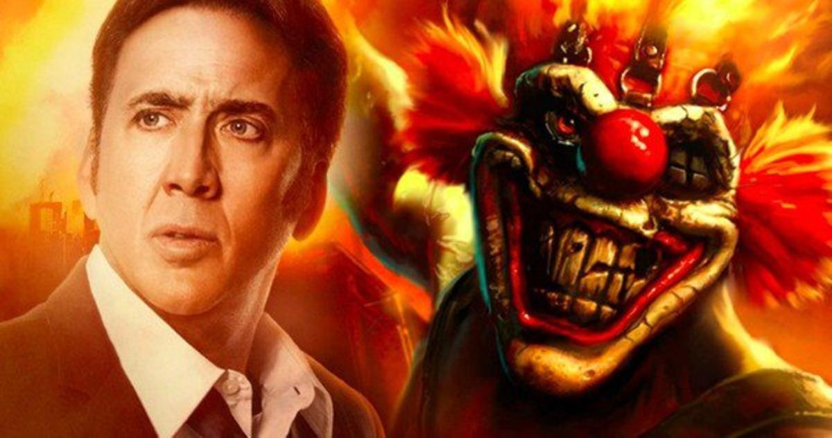 Failed Twisted Metal Adaptation Earmarked Nicolas Cage
