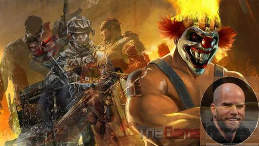 Brian Taylor Twisted Metal