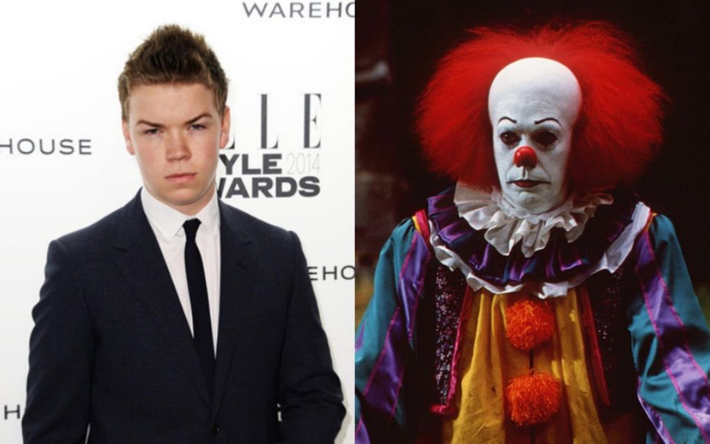 Will Poulter Pennywise