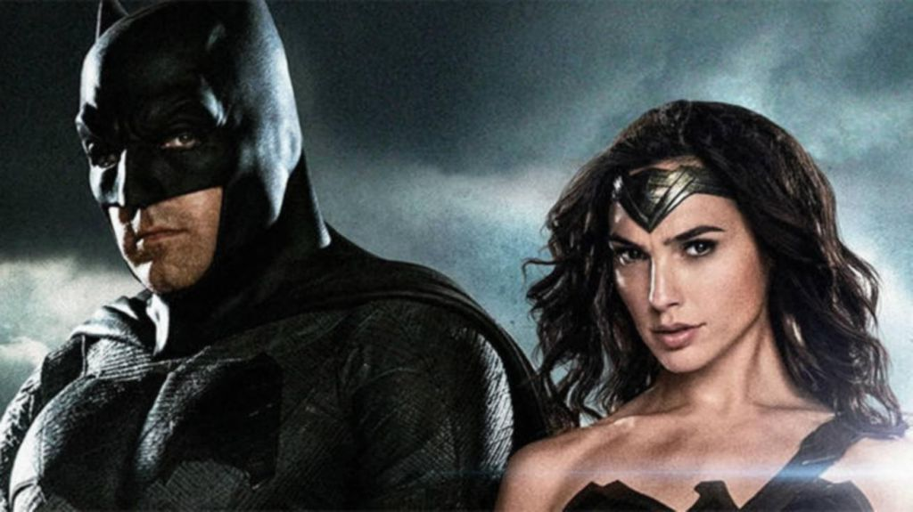 Batman Wonder Woman Gal Gadot