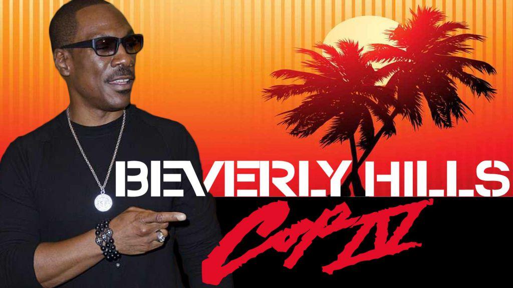 Beverly Hills Cop IV Poster Art