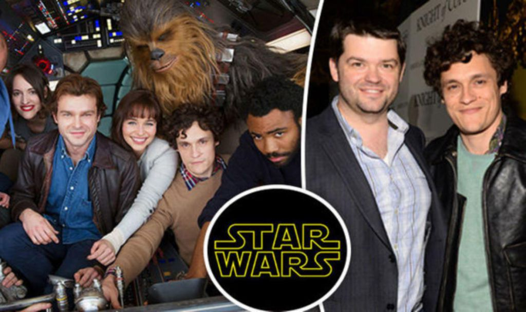 Han Solo Movie Chris Miller and Phil Lord
