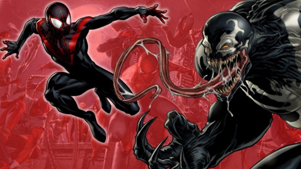Miles Morales Venom