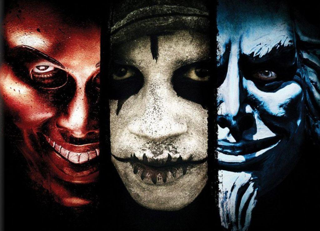 Purge Evil Villains