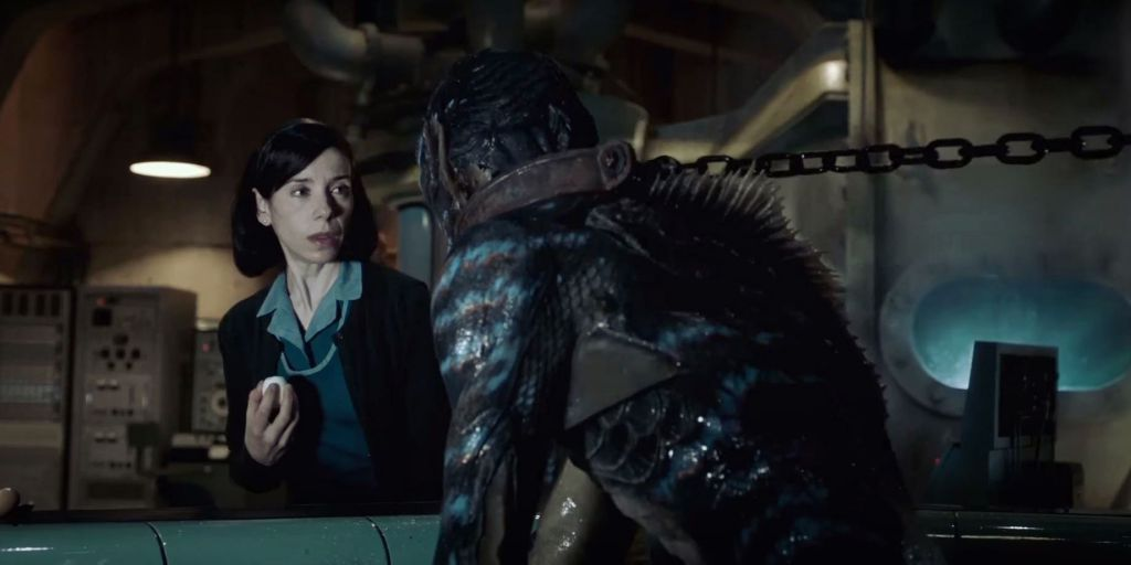 The Shape of Water Characters
