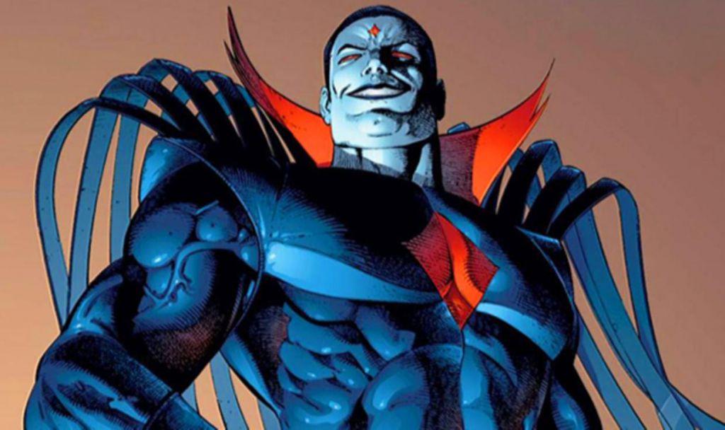 X-Men Mister Sinister