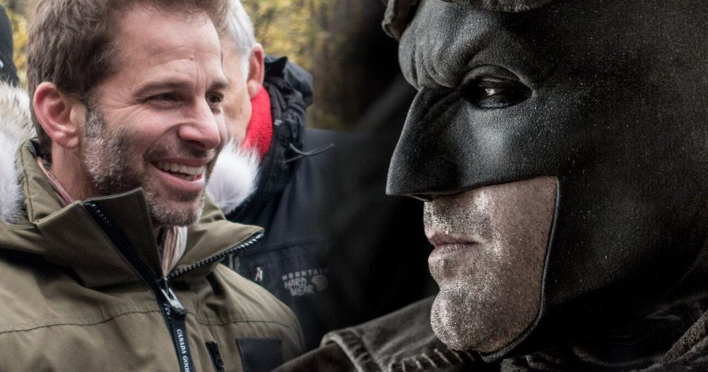 Zack Snyder Ben Affleck Best Batman