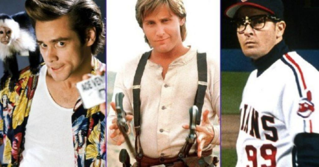 Ace Ventura, Young Guns and Major League