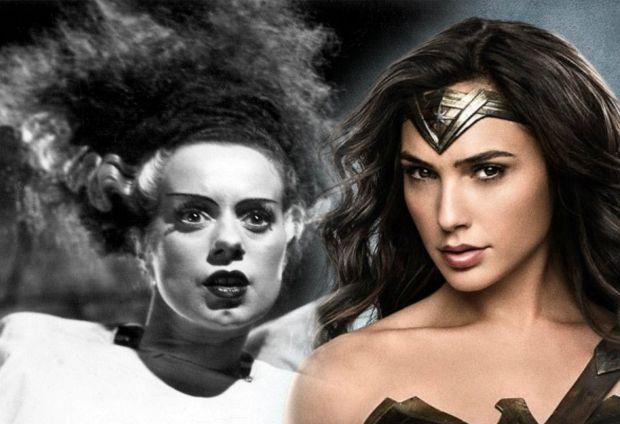 Gal Gadot Frontrunner For Bride of Frankenstein Role