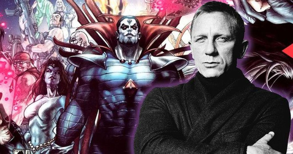 Gambit Movie Daniel Craig Mr Sinister