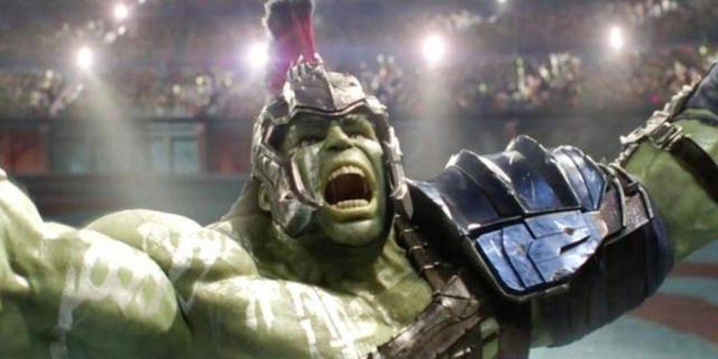 Hulk Crowd Thor Ragnarok