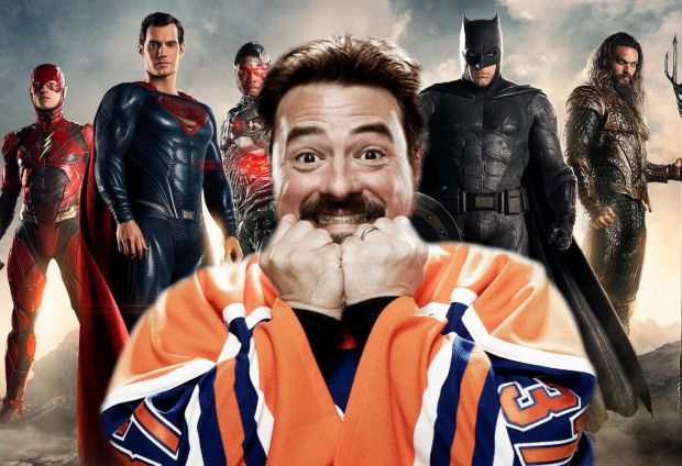 Kevin Smith Excited About DCEU's Standalone Future