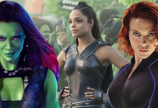 All-Female Marvel Superhero Title Lady Liberators In The Works