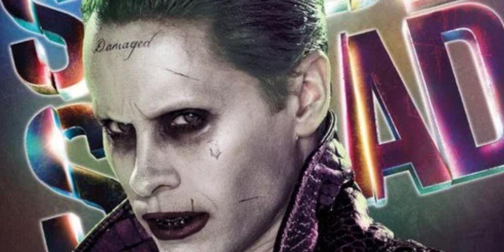 The Joker DCEU Suicide Squad