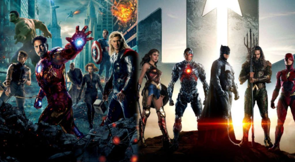 Avengers Trailer Justice League