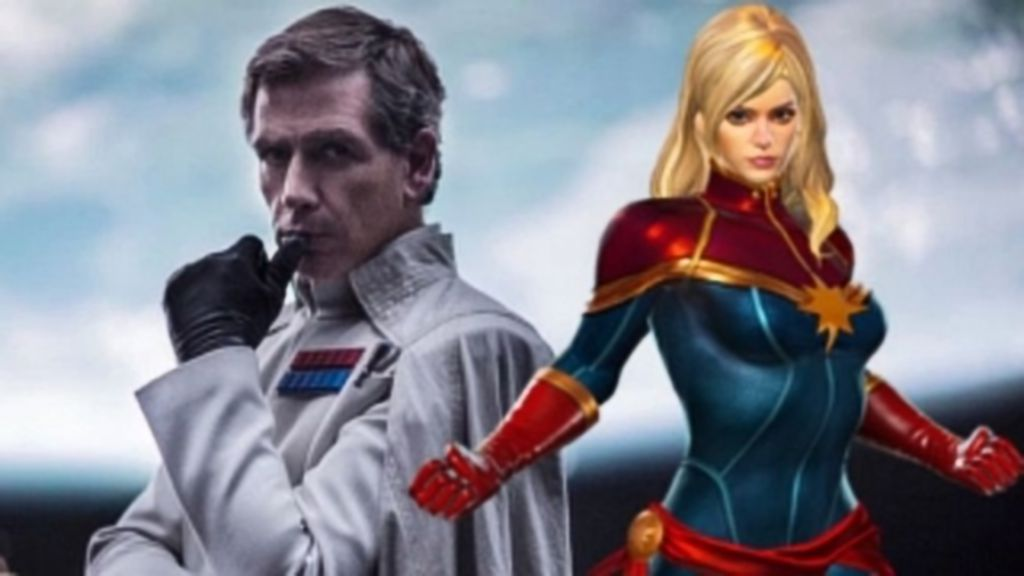 Captain Marvel Ben Mendelsohn