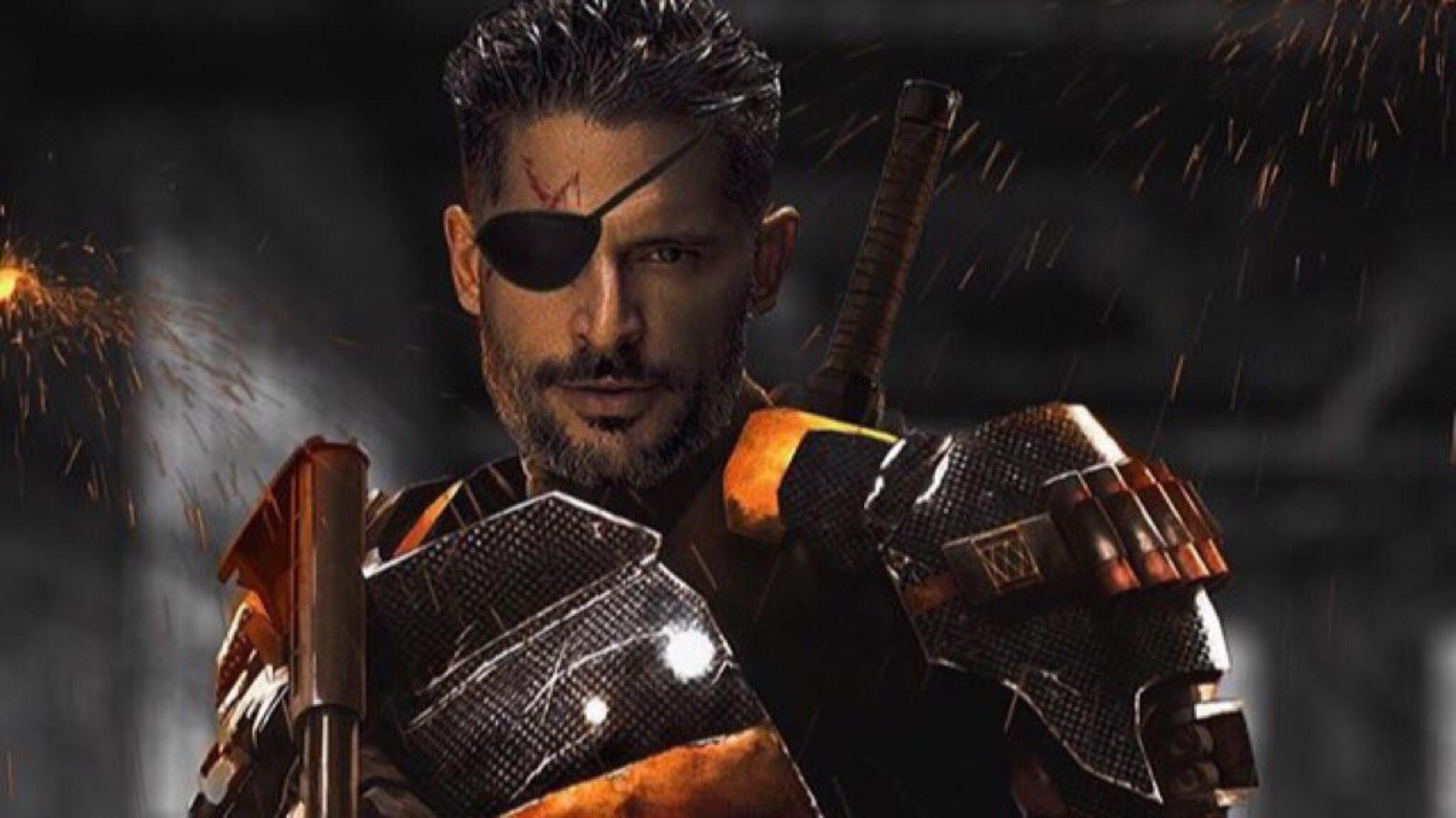Change We Can Believe In >> The Raid Director Favored To Helm Deathstroke DC Spinoff