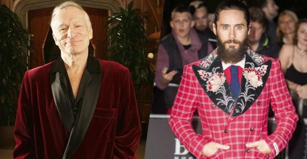Hugh Hefner Played by Jared Leto