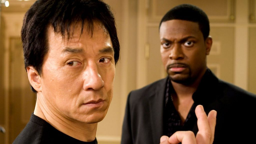 Jackie Chan Confirms Plans For Rush Hour 4