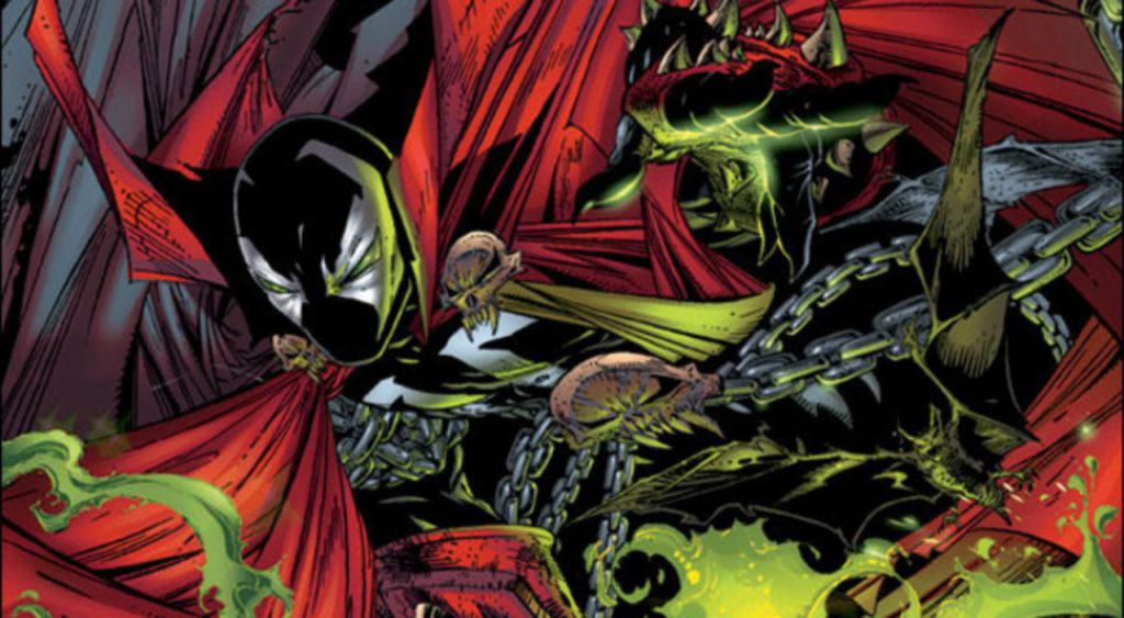 Spawn Comic Character