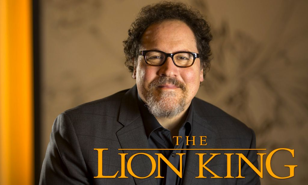 Disney Lion King Jon Favreau